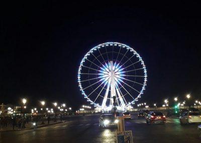 Plaza de la concordia - Paris